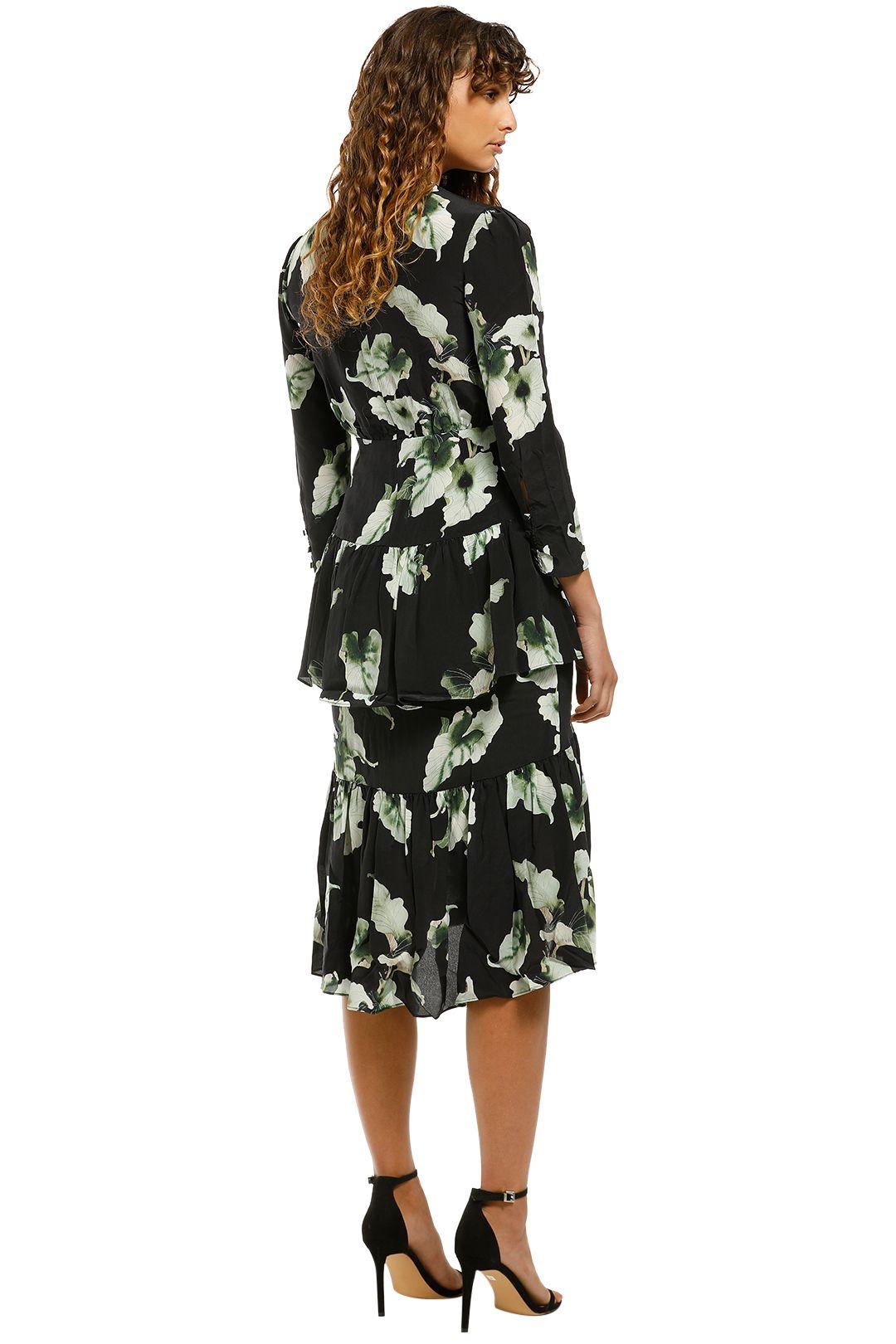 Husk-Amazon-Dress-Leaf-Print-Back