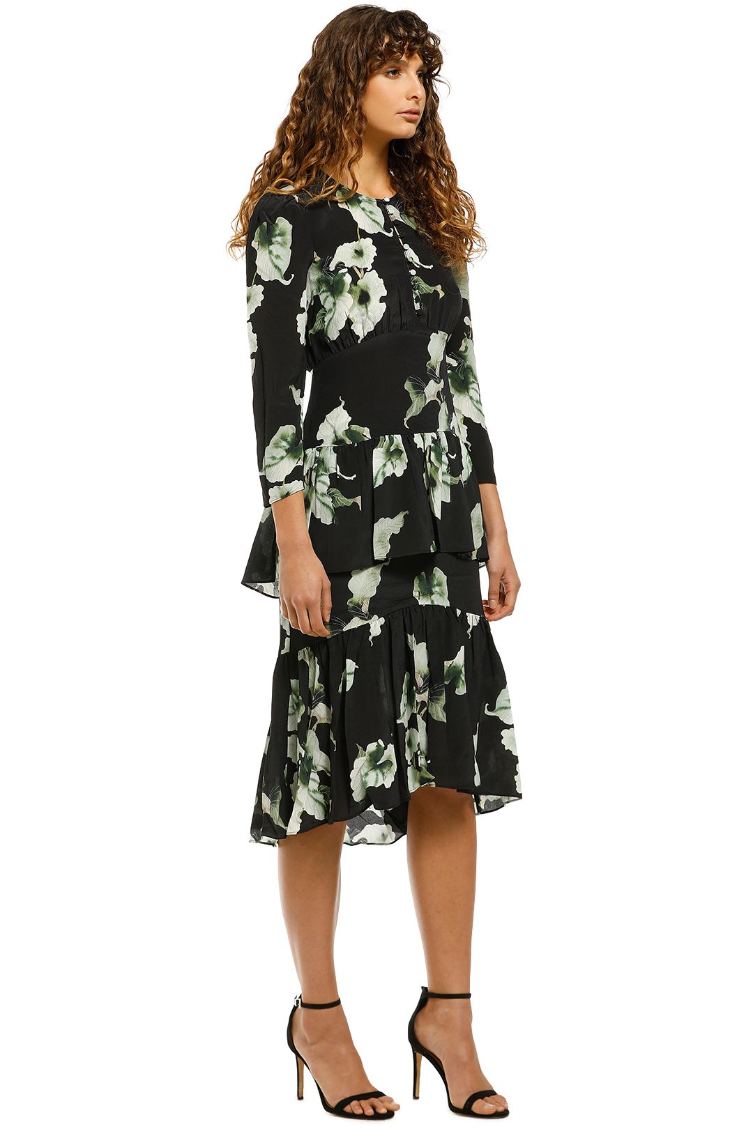 Husk-Amazon-Dress-Leaf-Print-Side