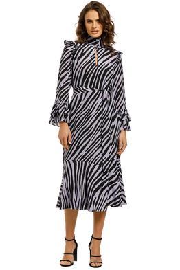 Husk-Exotica-Dress-Lavender-Zebra-Front