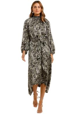 Husk Empress Dress Long Sleeve