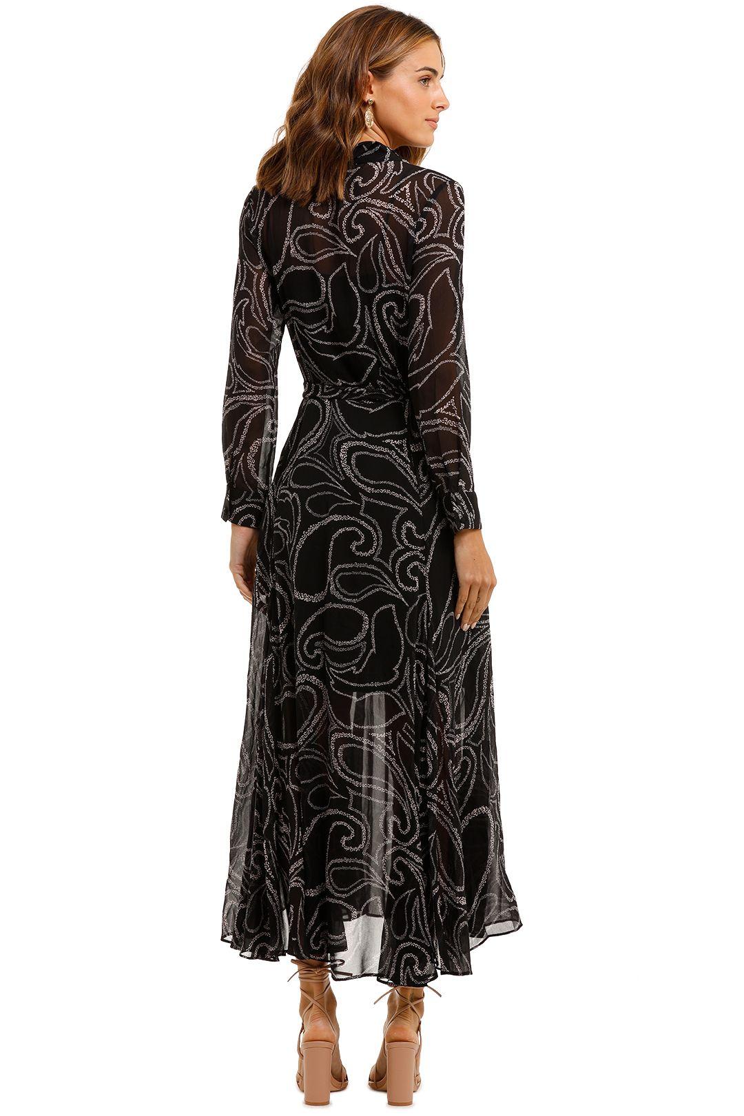 Husk Estate Dress Midi Full Skirt