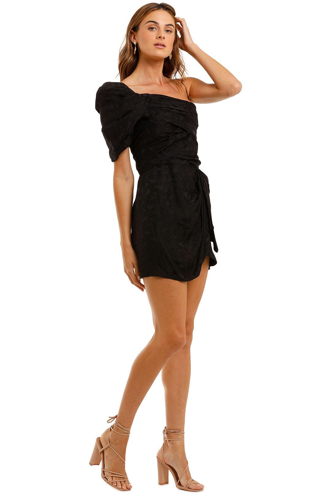 Isabel Marant Vetrae Mini Dress black