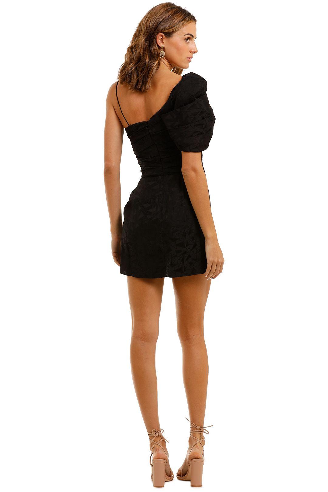 Isabel Marant Vetrae Mini Dress one shoulder