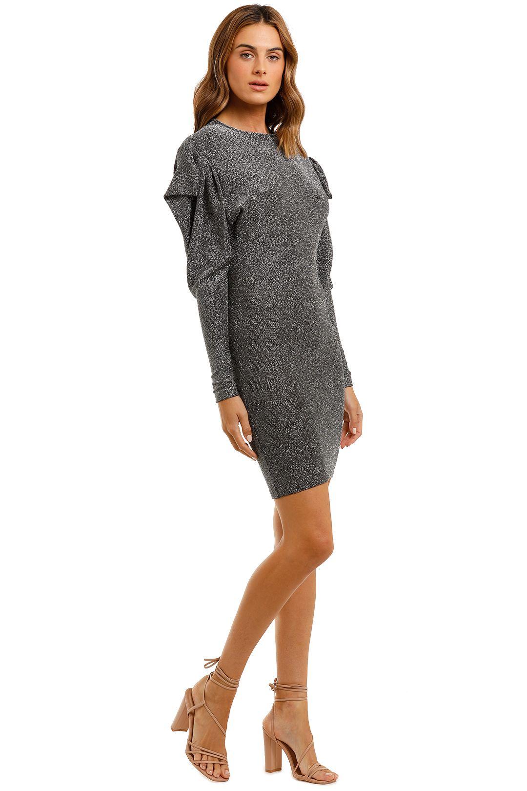 Isabel Marant Waden Dress long sleeve