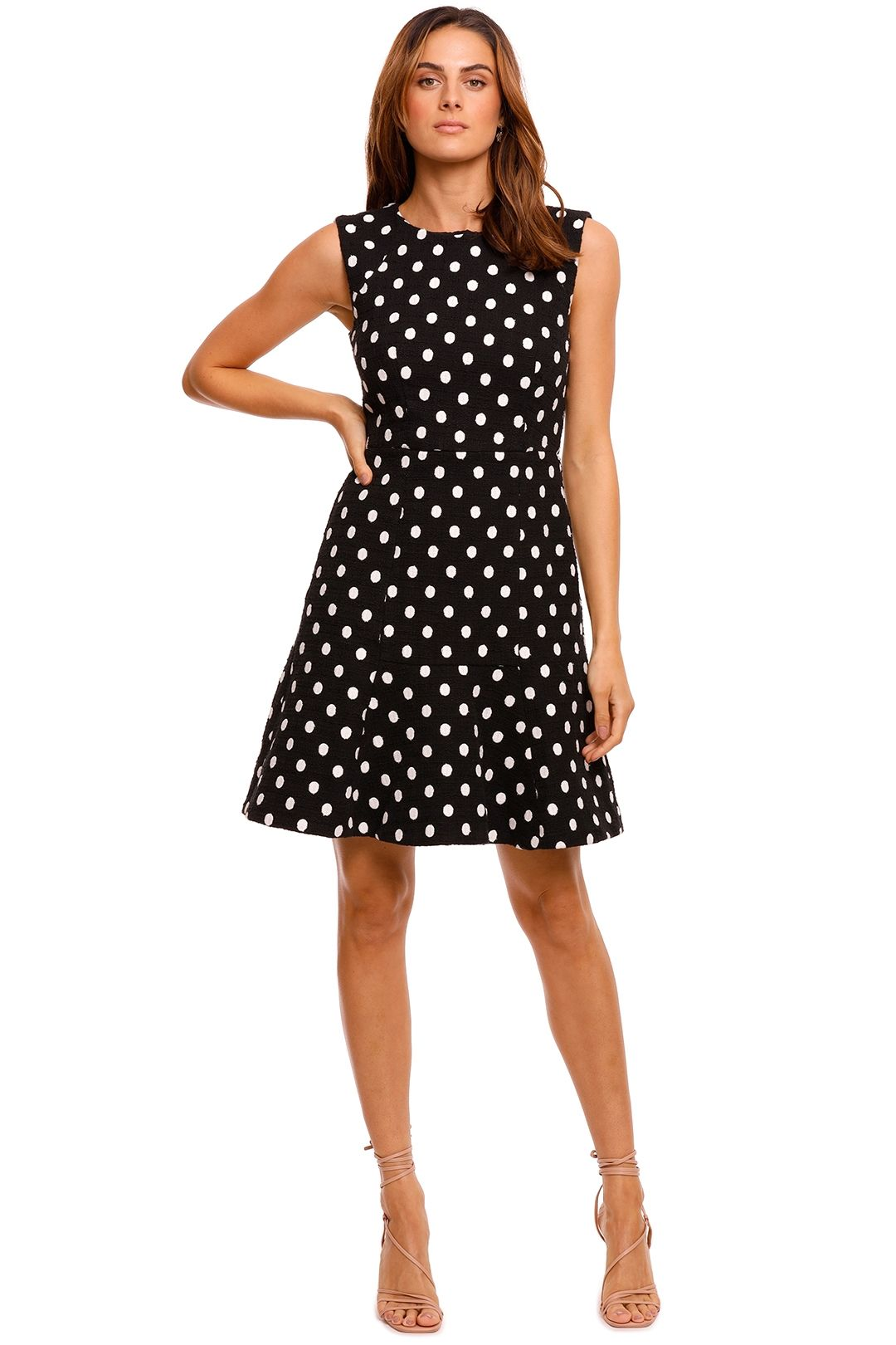 J.Crew Sor Polka Dot dress mini