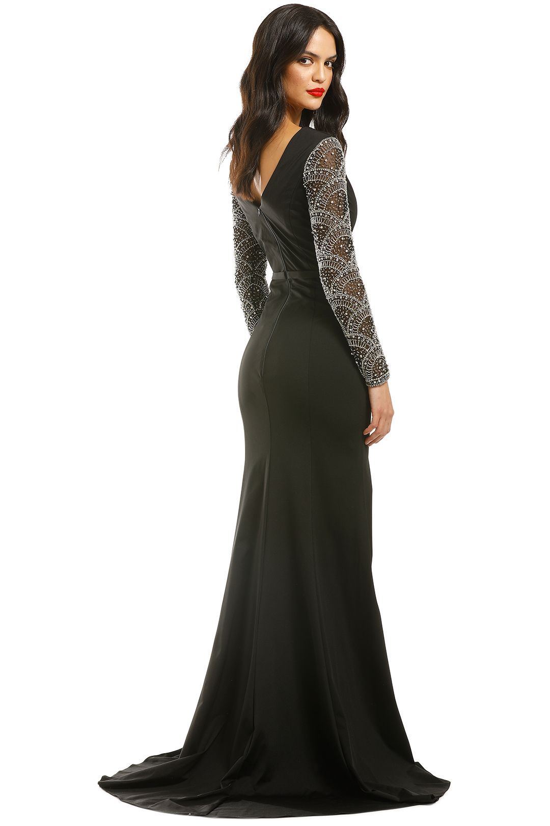 Jadore-Elizabeth-Gown-Black-Back