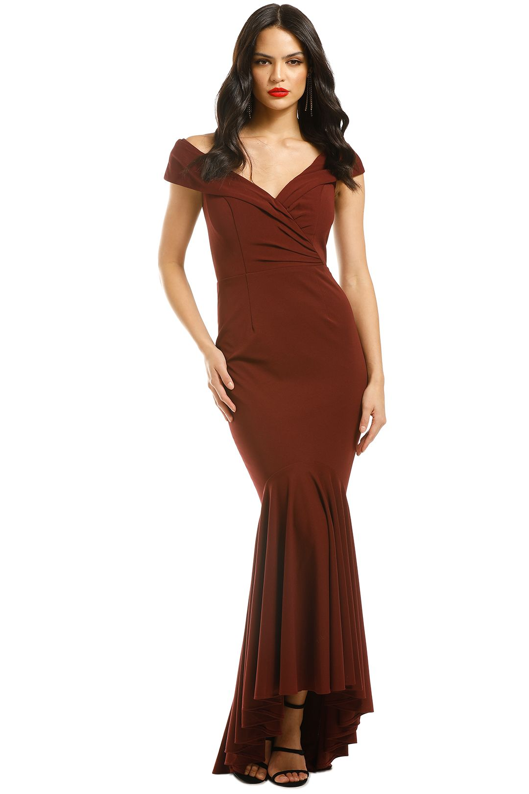 Jadore-Elyse-Gown-Ox-Blood-Front