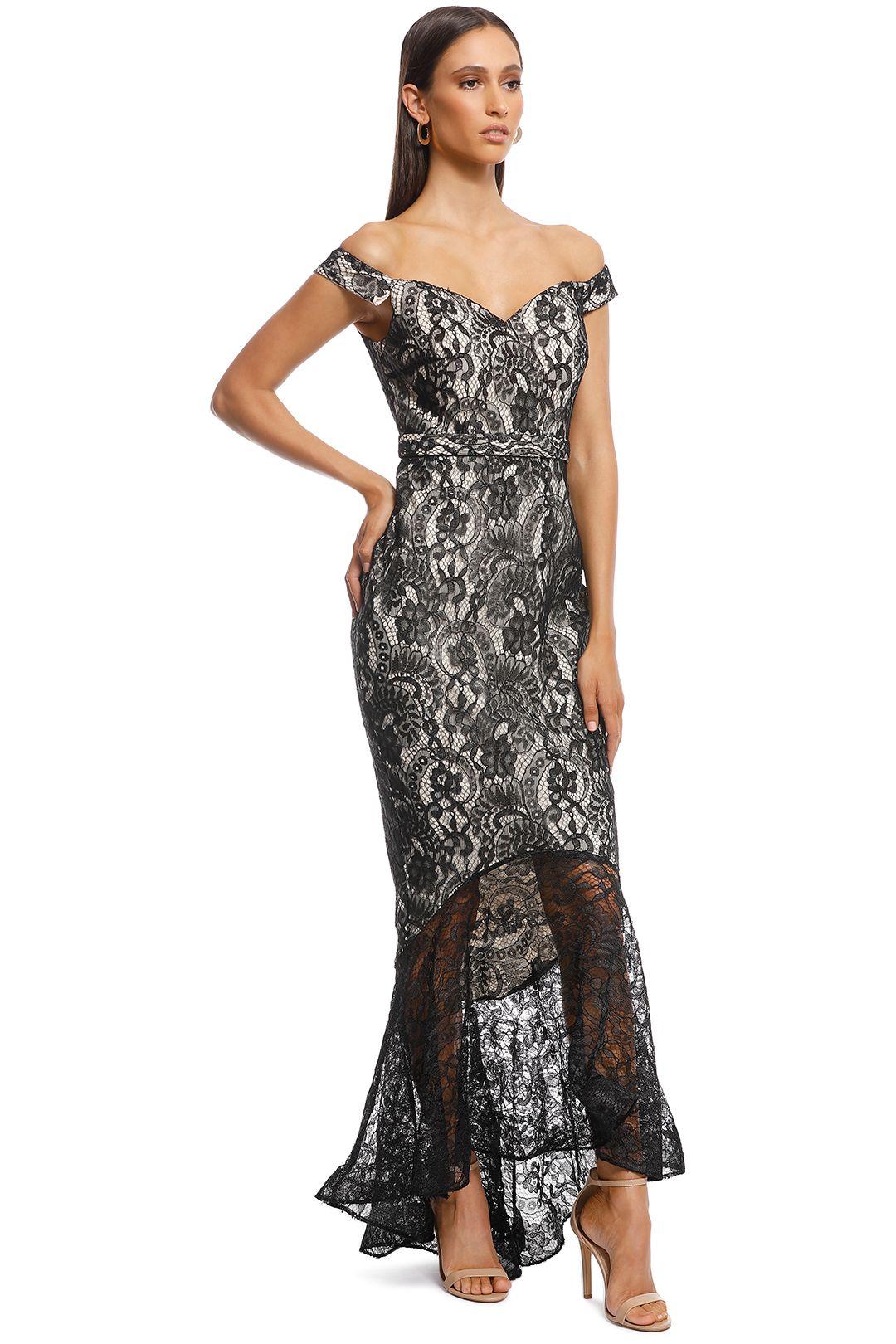 Jadore - Candy Dress - Black - Side