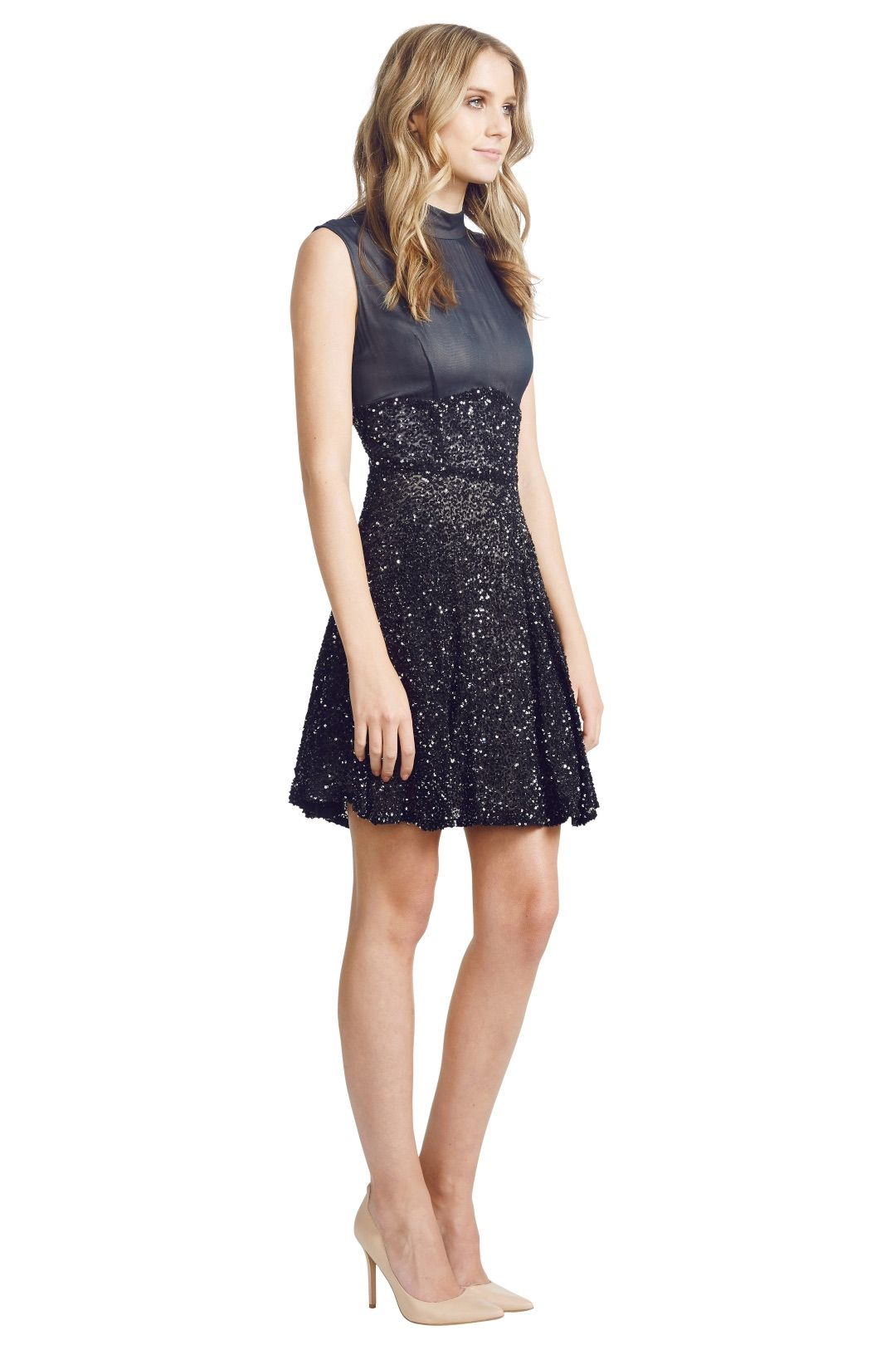 Waltz Dress By Jayson Brunsdon For Hire Glamcorner