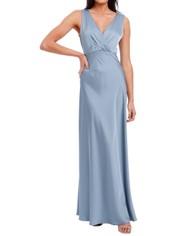 Jill Jill Stuart Cross Front Gown