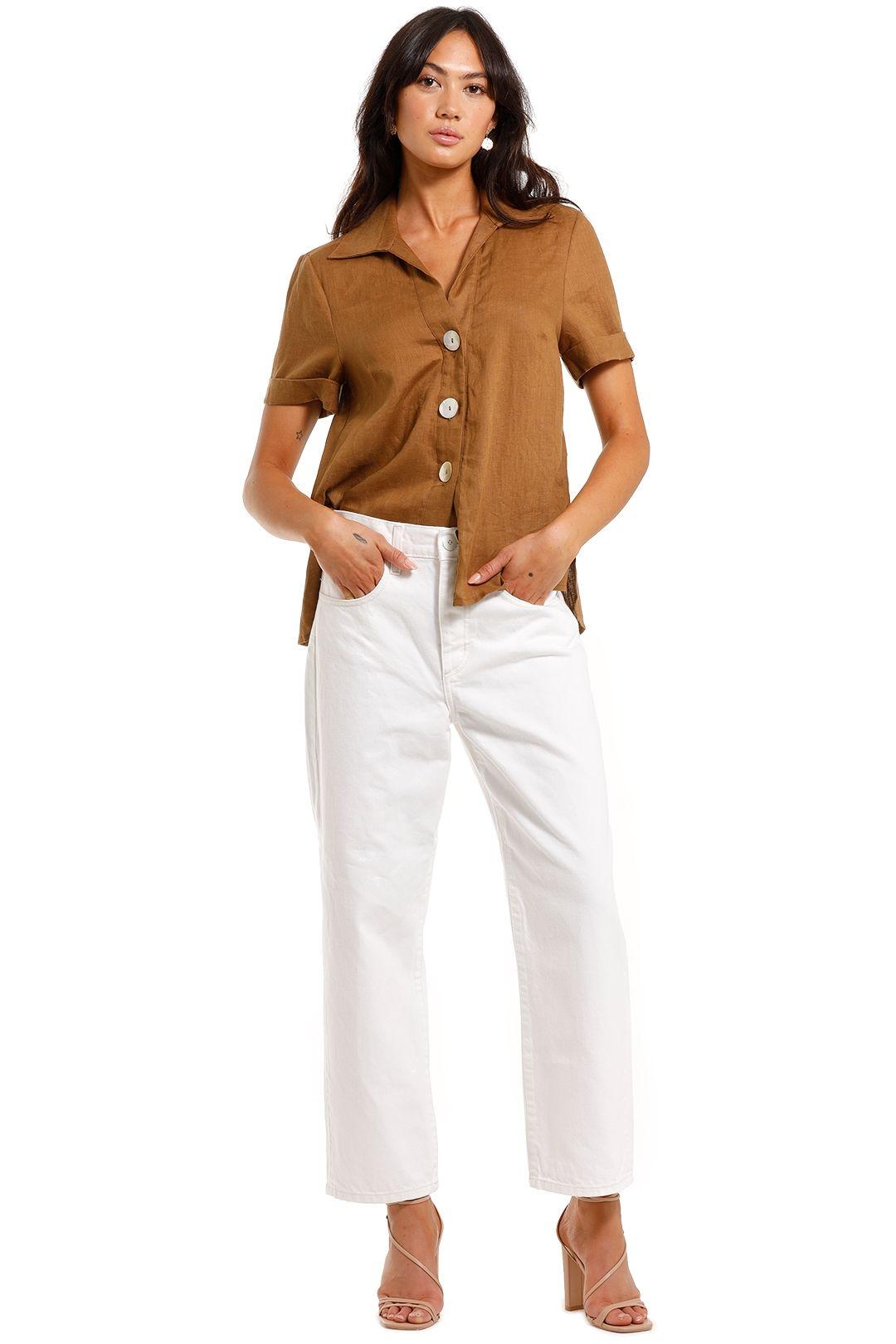 Jillian Boustred Safari Shirt