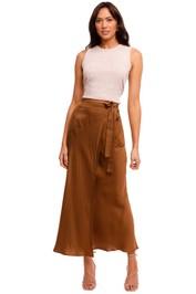 Jillian Boustred Sienna Wrap Skirt