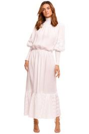 Joslin Lucianna Linen Maxi Dress