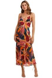 Kachel Billie Dress floral print