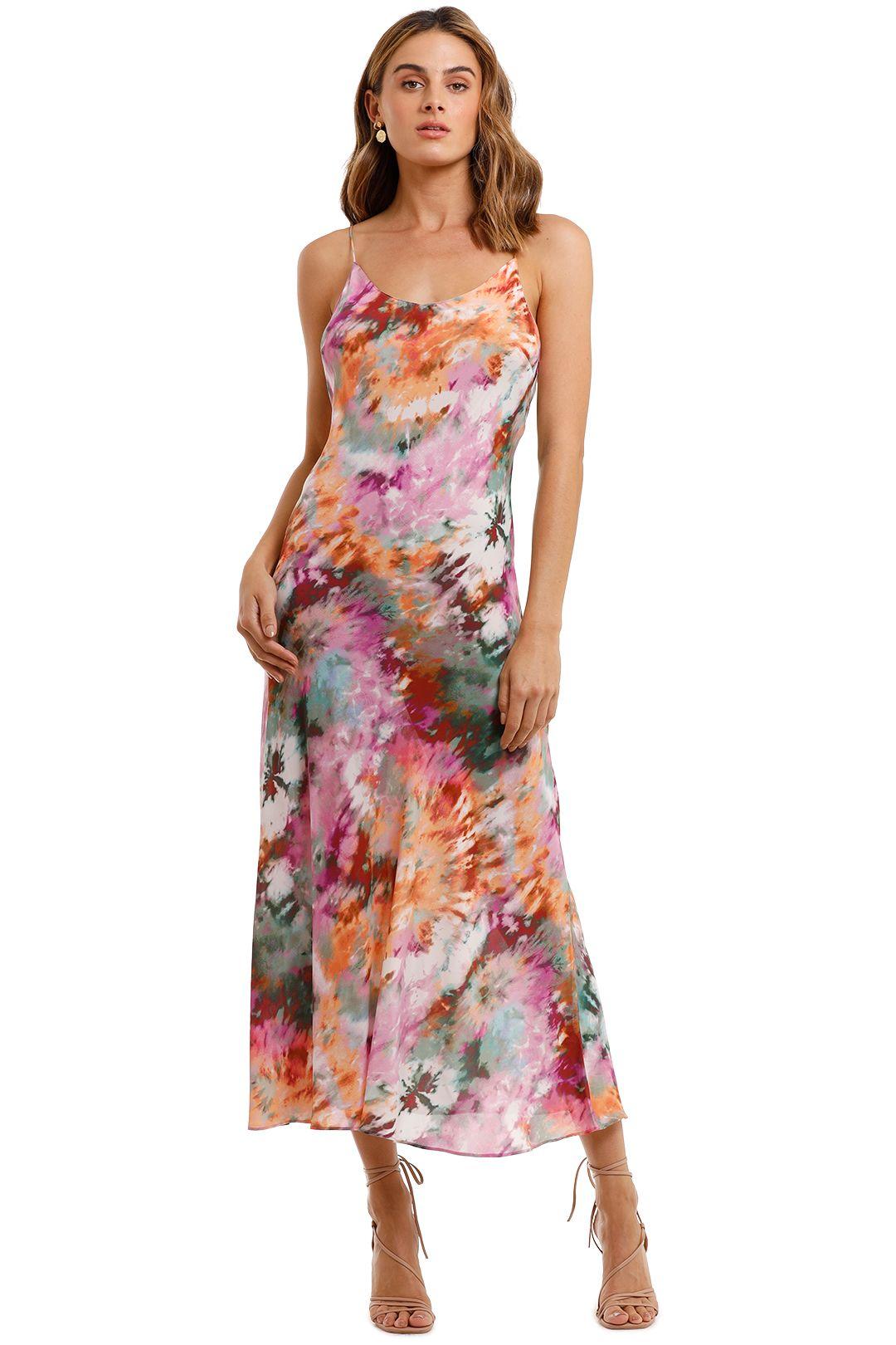 Kachel Demi Dress sleeveless