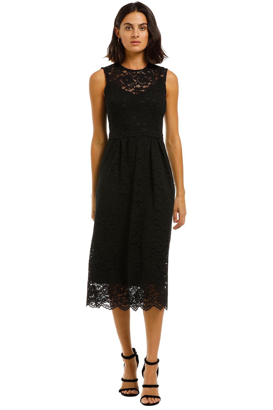 Kate-Sylvester-Antoinette-Dress-Black-Front