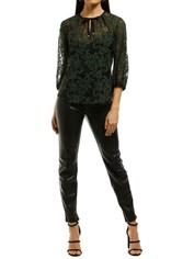 Kate-Sylvester-Joanna-Top-Black-Emerald-Front