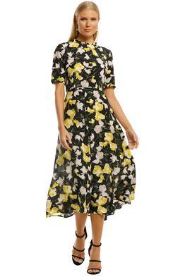 Kate-Sylvester-Sibilla-Dress-Black-Lemons-Front