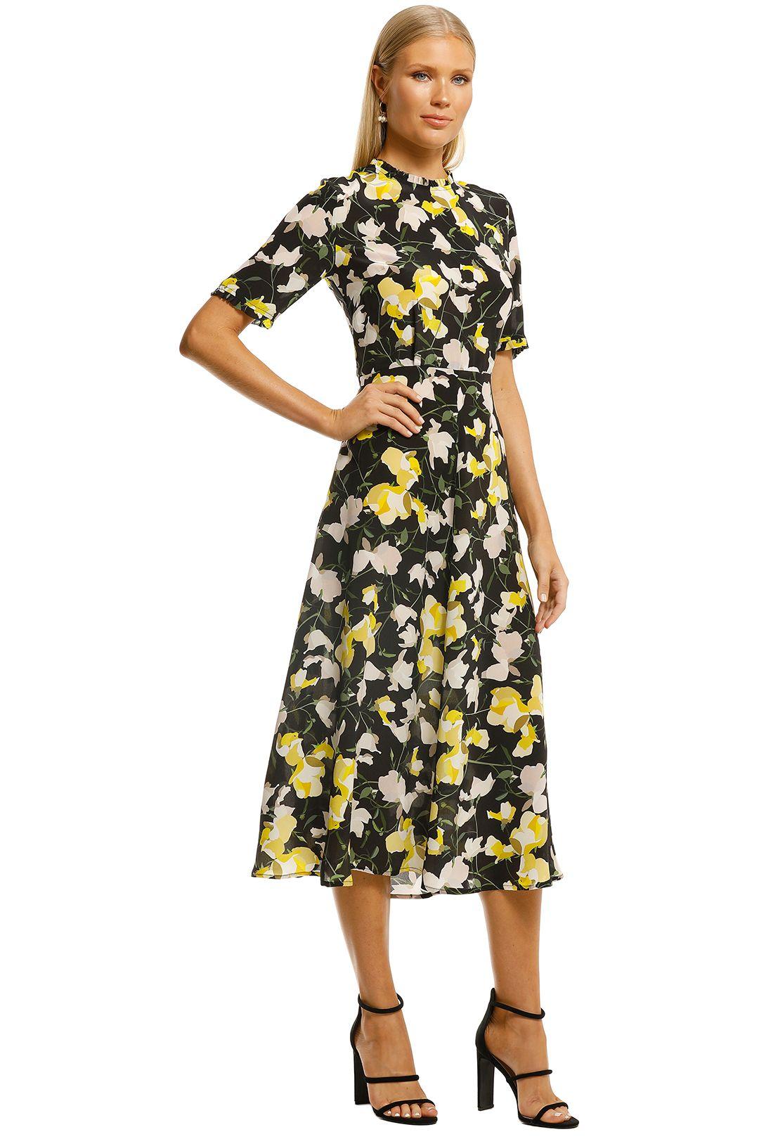 Kate-Sylvester-Sibilla-Dress-Black-Lemons-Side