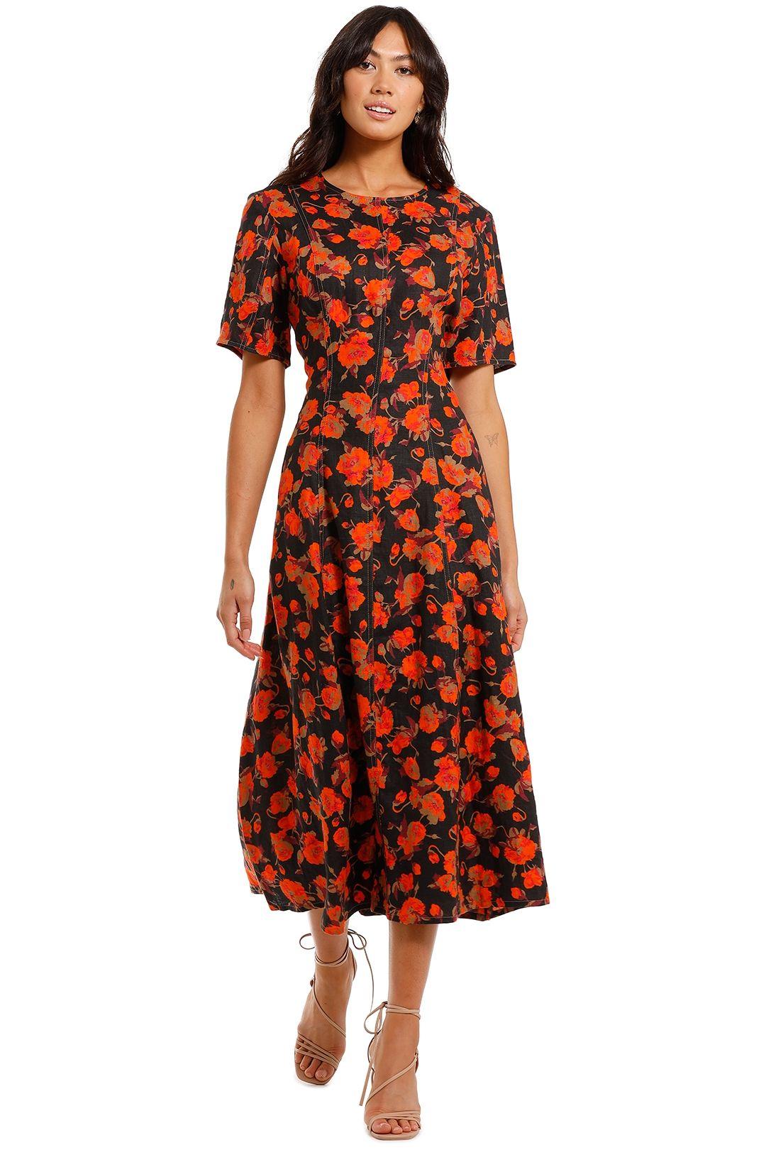 Kate Sylvester Colette Midi Dress