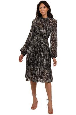 Kate Sylvester Shirley Printed Dress abstract