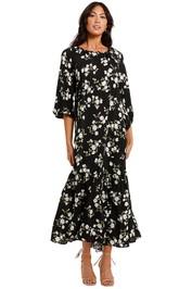 Kate Sylvester Sylvie Maxi Dress scoop