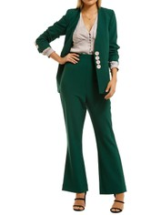 Keepsake-the-Label-Eastside-Blazer-and-Pant-Set-Forest-Front