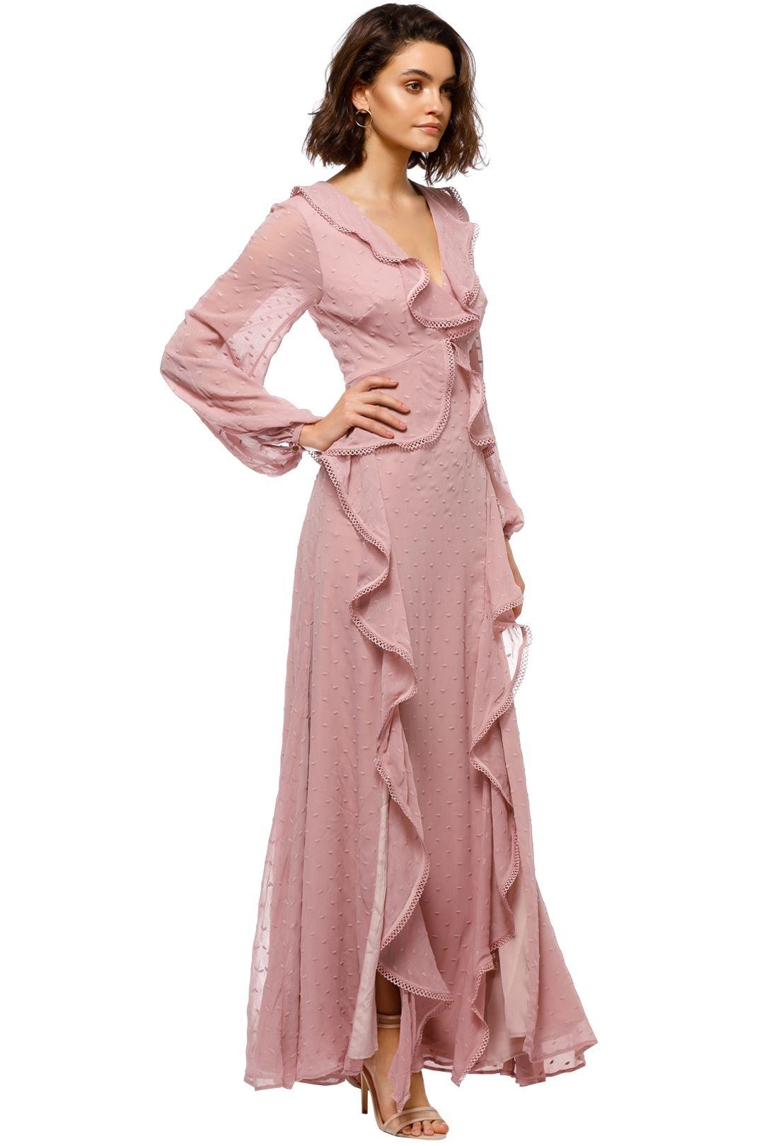 Keepsake the Label - Hideaway Gown - Pink - Side