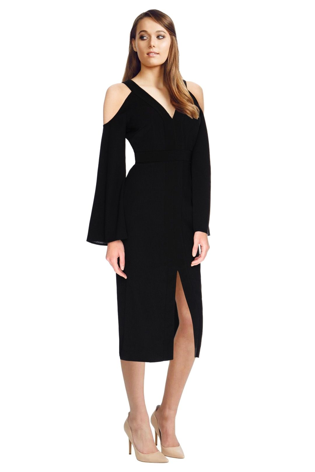 Keepsake the Label - In Motion Dress - Black - Side