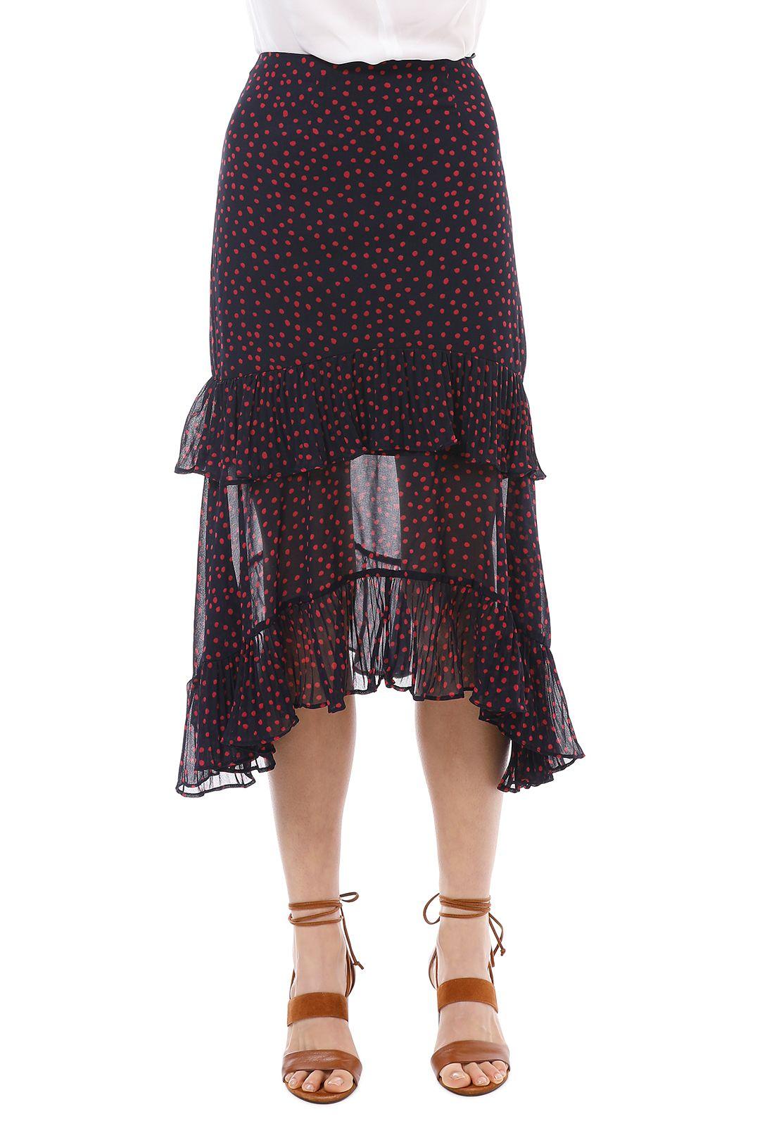 Keepsake the Label - Moonshine Skirt - Print - Front Detail