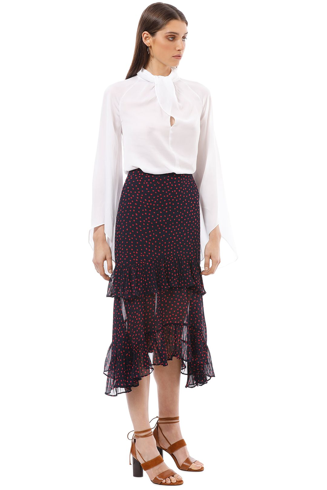 Keepsake the Label - Moonshine Skirt - Print - Side