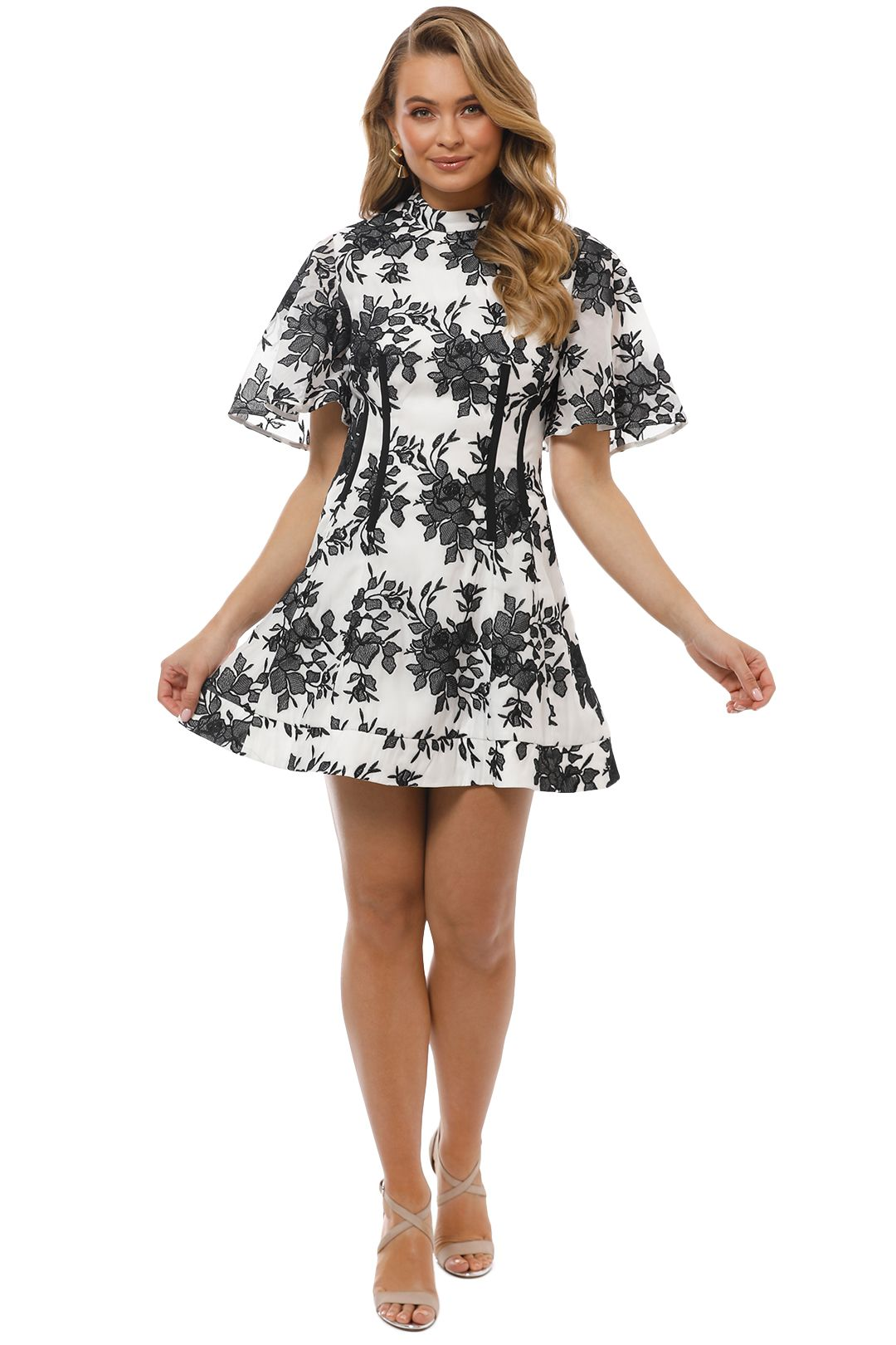 Keepsake the Label - Wonderland Mini Dress - Front