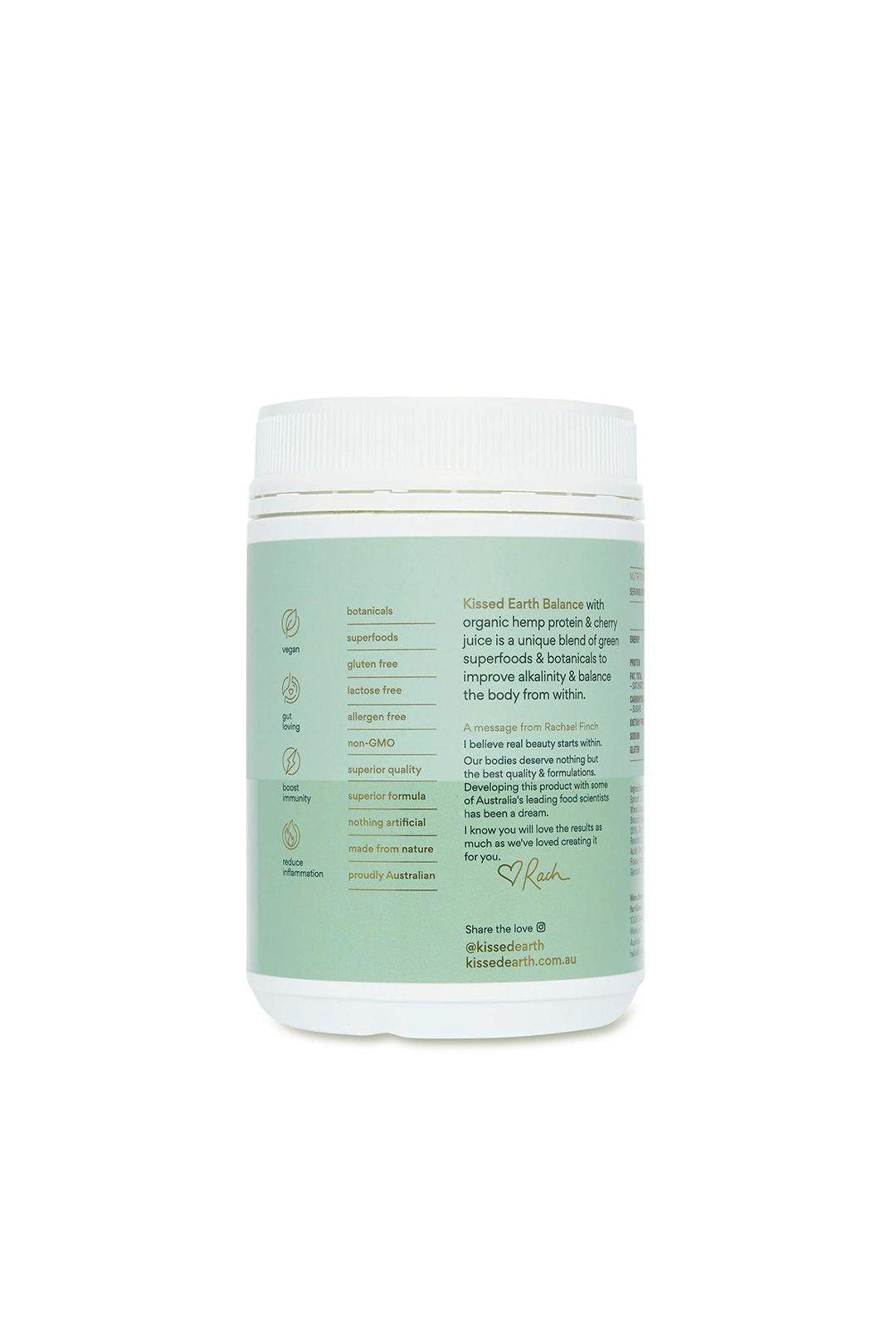 kissed-earth-balance-organic-hemp-protein-cherry-juice-alkalising-supplement-back