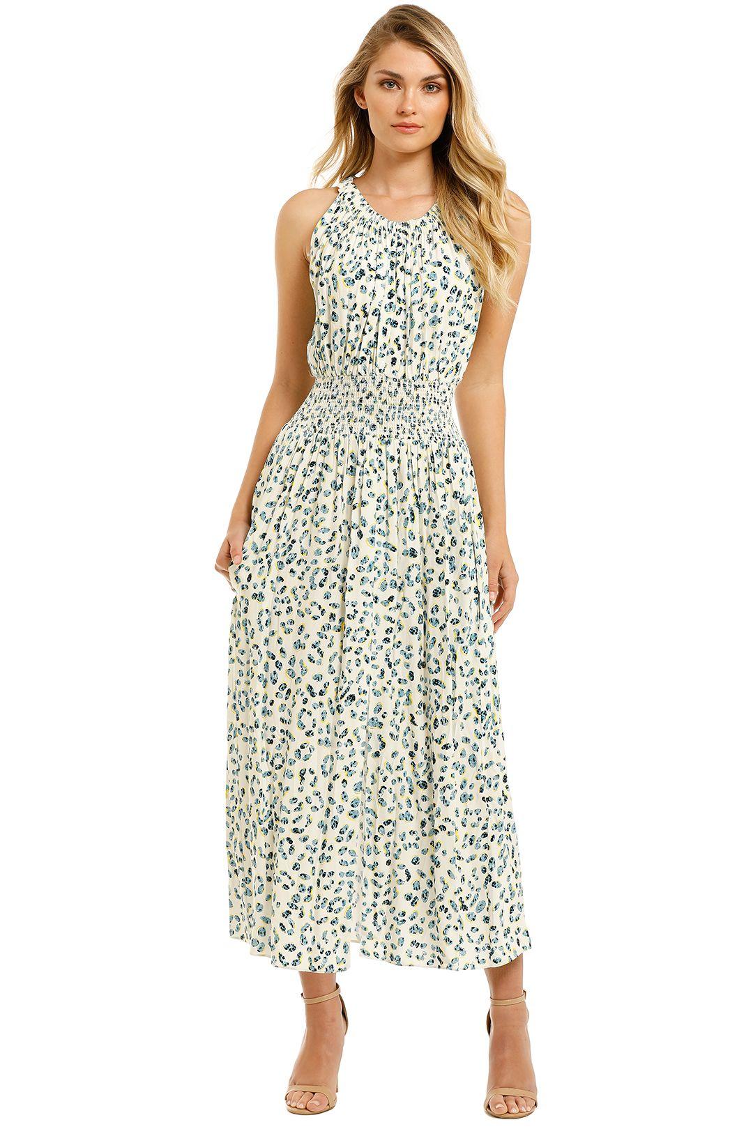 KITX-Spotty-Flower-Dress-Front