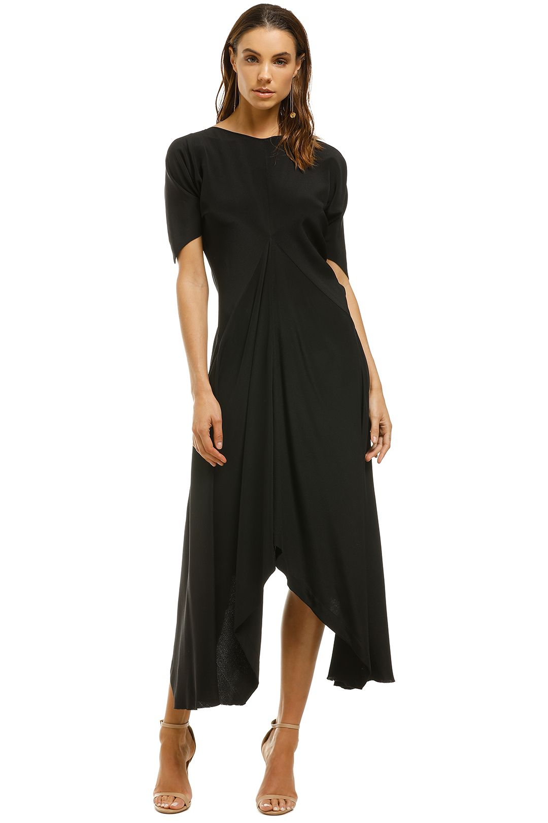 KITX - Solidarity Dress - Black - Front