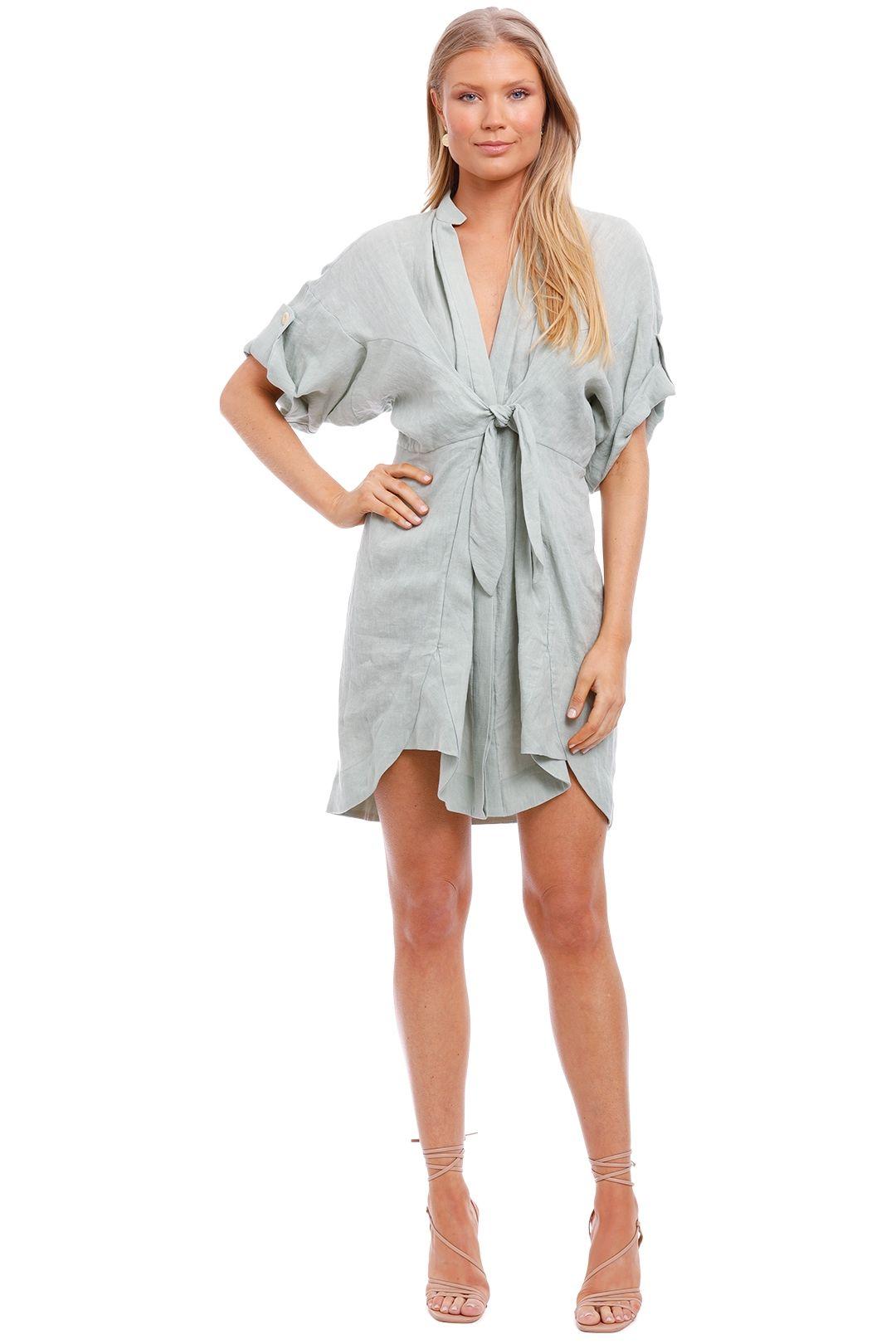 KITX Endangered Shirt Dress