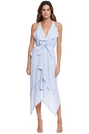 KITX Puzzle Block System Dress Lavender Blue