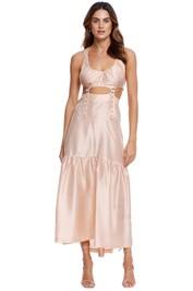 KITX Suspended Dress Foundation Pink
