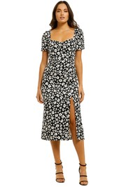Kookai-Fleur-Day-Dress-Multi-Front
