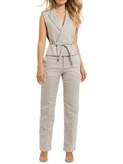 Laquintane-Belted-Gilet-and-Pant-Set-Front
