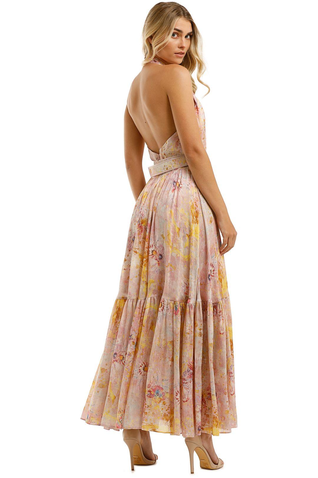 Leo-and-Lin-Adoration-Silk-Linen-Dress-Blush-Back