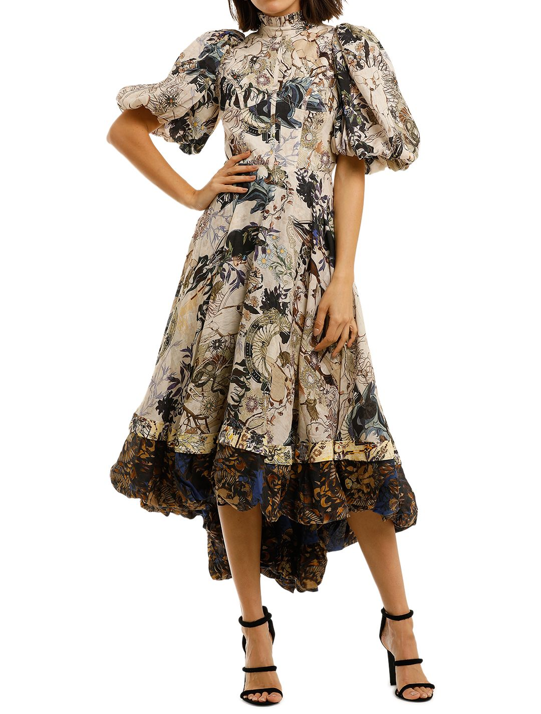 Leo-and-Lin-The-World-Linen-Dress-Front