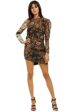 Leo-and-Lin-The-World-Silk-Linen-Knotted-Dress-Front