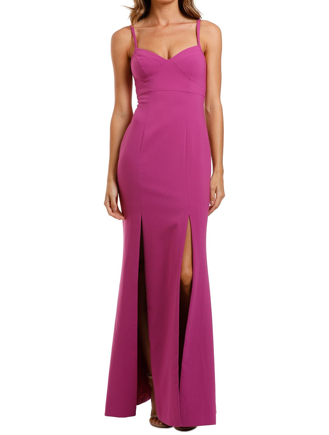 Likely NYC Alameda Gown Fuschia