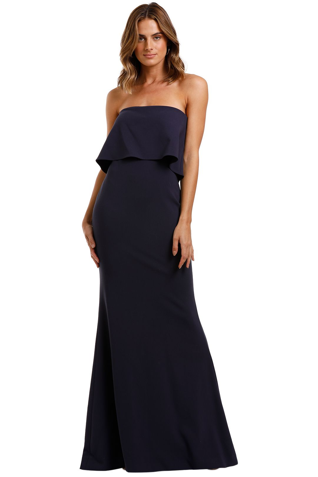 Likely NYC Driggs Gown Navy