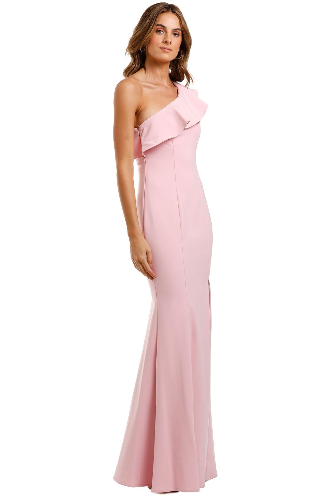 Likely NYC Kane Gown Pink