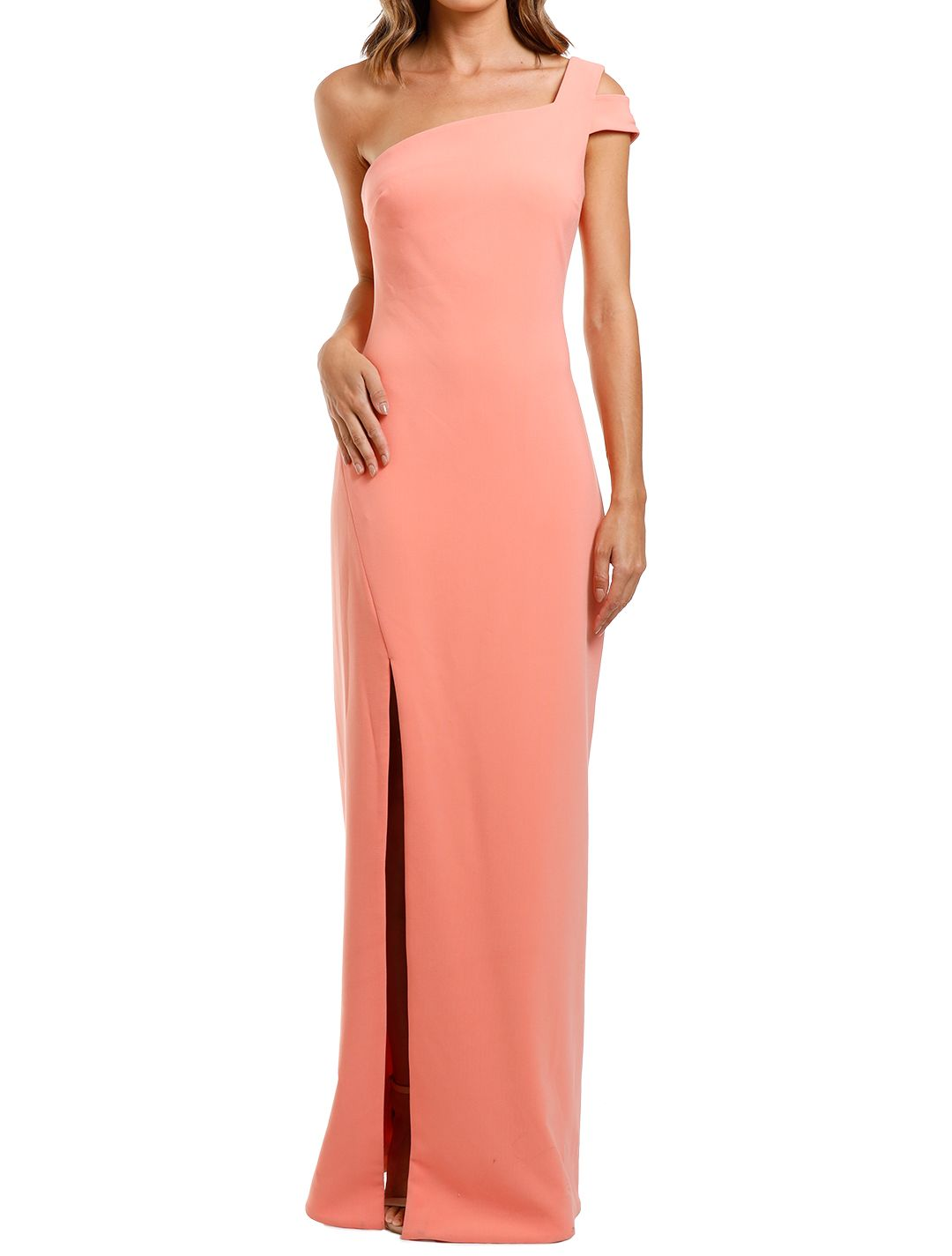 Likely NYC Maxson Gown Apricot