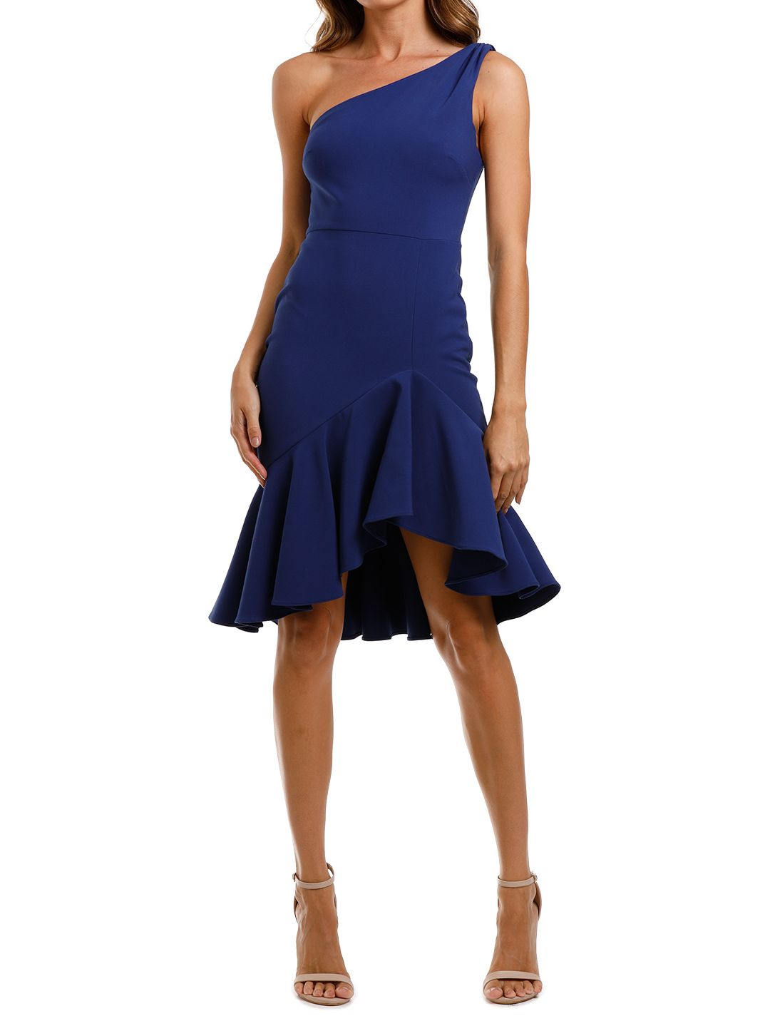 Likely NYC Rollins Dress Blue