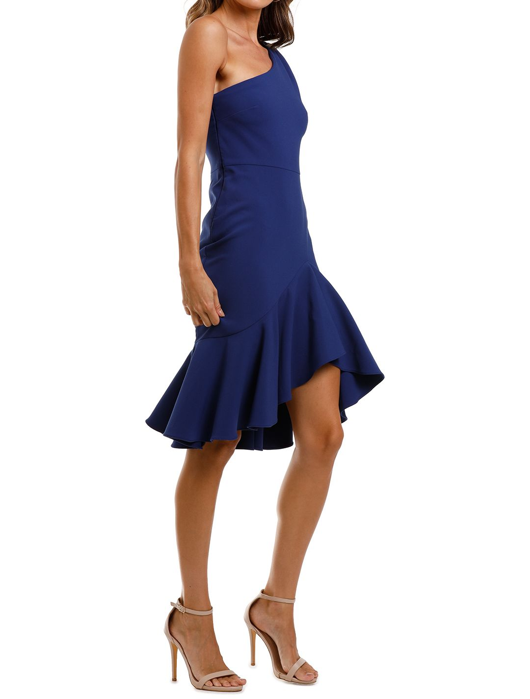 Likely NYC Rollins Dress Blue Mini