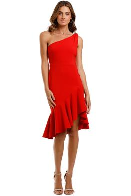 Likely NYC Rollins Dress Red